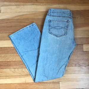 Abercrombie & Fitch Woman's Destroyed Jeans